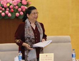 Họp Ban Tổ chức Hội nghị chuyên đề IPU khu vực châu Á - Thái Bình Dương