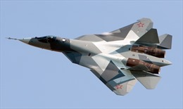 Nga phát triển máy bay chiến đấu thế hệ 5