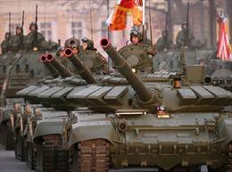 Nga rầm rộ duyệt binh mừng Ngày Chiến thắng trên Quảng trường Đỏ