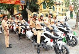 Hà Nội bảo đảm trật tự an toàn giao thông phục vụ Hội nghị SOM 2
