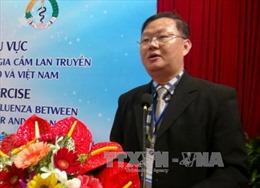 Việt Nam - Lào - Campuchia tăng cường phối hợp kiểm soát dịch bệnh truyền nhiễm