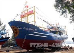 Kiểm tra, giám sát các cơ sở đóng tàu cá vỏ thép