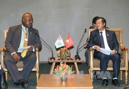Việt Nam sẵn sàng chia sẻ kinh nghiệm hoạt động lập pháp với Cộng hòa Fiji