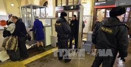 Nga bắt thêm một nghi can đánh bom tàu điện ngầm ở St Petersburg