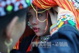 Đám cưới người Dao đỏ ở vùng cao Yên Bái