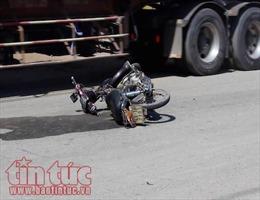 Thêm một vụ tai nạn chết người liên quan đến 'hung thần' container