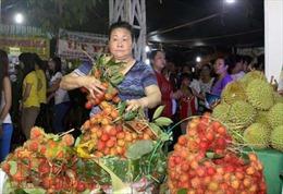 Giá trái cây tăng cao, nhà nông đồng bằng sông Cửu Long 'vui như Tết'