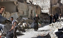 Quân đội Syria giành lại căn cứ không quân từ tay IS