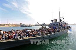 Italy, Đức kêu gọi thiết lập phái bộ EU ở biên giới Libya