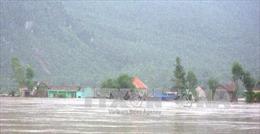 Xuất hiện lũ trên thượng nguồn sông Hồng-sông Thái Bình, các sông từ Thanh Hoá đến Quảng Bình
