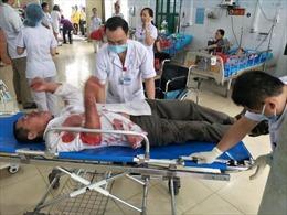 Liên tiếp cấp cứu 11 nạn nhân thương vong do tai nạn giao thông