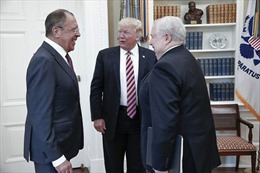Nhà Trắng chính thức bác bỏ tin Tổng thống Trump tiết lộ tin mật về IS cho Nga