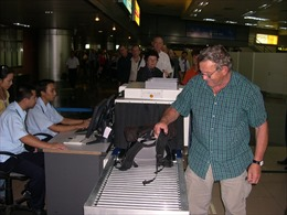 Không có chuyện cơ quan hải quan tự ý mở kiểm tra hành lý của hành khách