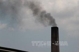 Thải khí, bụi gây ô nhiễm, một doanh nghiệp bị phạt 700 triệu đồng