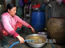 Trả tiền mua nước sạch nhưng phải dùng nước bẩn