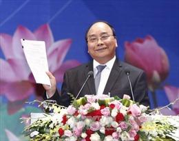 Thủ tướng Nguyễn Xuân Phúc: Kiến tạo môi trường kinh doanh, khuyến khích đầu tư