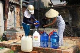 Nước sạch mùa Hè ở Hà Nội: Vẫn thiếu nguồn cung - Bài 1