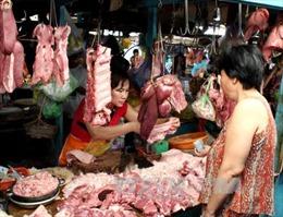 Đã giải cứu một nửa số thịt lợn, giá bán đang tăng dần