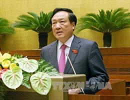 Chánh án TANDTC Nguyễn Hòa Bình thăm và làm việc tại Pháp
