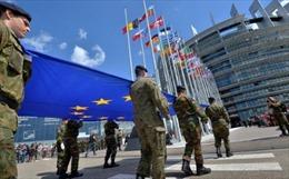 EU triển khai thành lập sở chỉ huy quân sự chung