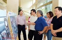 Trưng bày 17 tác phẩm ảnh đạt giải thưởng Hồ Chí Minh và giải thưởng Nhà nước