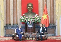 Chủ tịch nước Trần Đại Quang: Việt Nam hết sức coi trọng quan hệ với Canada