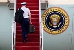 Bí mật 'đồ vật' không rời Tổng thống Mỹ trong chuyến công du nước ngoài