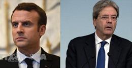 Pháp và Italy thảo luận vấn đề củng cố EU