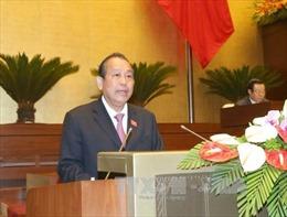 Chính phủ kiến nghị 6 nhóm giải pháp phát triển kinh tế - xã hội