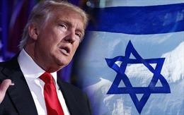 5 vấn đề 'nóng' khi Tổng thống Trump đặt chân tới Israel