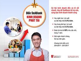 SeABank triển khai chương trình 'Đến SeABank- Kinh doanh phát tài'