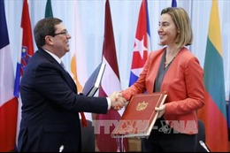 Cuba và EU họp vòng 3 về đối thoại nhân quyền