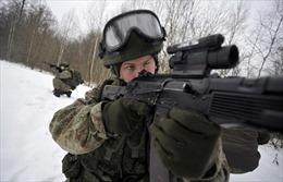 Nga huy động 2.000 người diễn tập chống khủng bố ở Crimea