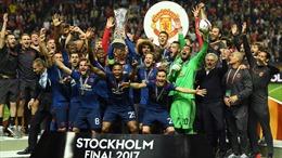 Đánh bại Ajax 2-0, MU lần đầu đăng quang Europa League