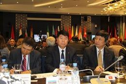 Việt Nam tham dự Hội nghị lãnh đạo cấp cao phụ trách an ninh tại Liên bang Nga