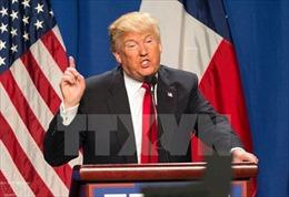 Tổng thống Mỹ thông qua chiến lược 4 điểm về Triều Tiên