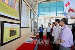 Triển lãm bản đồ và tư liệu về Hoàng Sa, Trường Sa của Việt Nam