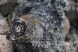 Bến Tre: Phát hiện đạn pháo sót lại sau chiến tranh nhưng chậm xử lý