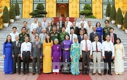 Phó Chủ tịch nước tiếp đoàn đại biểu người có công tỉnh Thừa Thiên – Huế