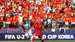 Dấu ấn đẹp U20 Việt Nam