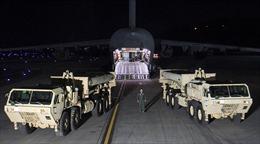 Có mập mờ trong vụ chuyển thêm 4 bệ phóng THAAD vào Hàn Quốc