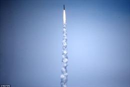 Xem video Mỹ đánh chặn tên lửa đạn đạo liên lục địa