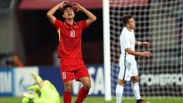 VCK U20 World Cup 2017: Những bài học quý cho U20 Việt Nam