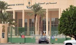 Xả súng tại trường học ở Saudi Arabia