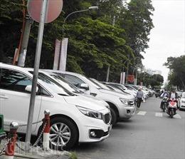 TP Hồ Chí Minh 'tính' chuyện nâng phí sử dụng lòng đường, vỉa hè