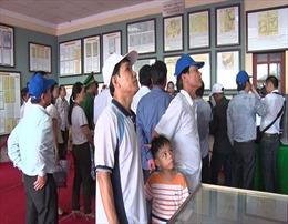 Quảng Trị triển lãm lưu động về Hoàng Sa, Trường Sa