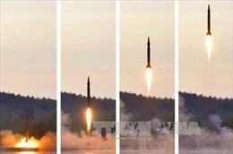 Triều Tiên thử tên lửa hàng loạt, Mỹ áp đặt biện pháp trừng phạt mới