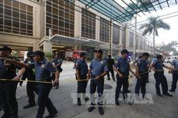 Cảnh sát Philippines tiêu diệt kẻ xả súng trong sòng bài Manila