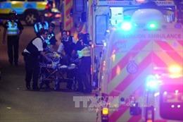 Chưa có thông tin về người Việt bị thương vong sau các vụ tấn công tại Anh
