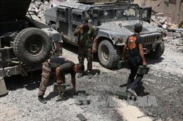 24 giờ, ít nhất 32 binh sĩ thiệt mạng dưới tay IS ở Tây Mosul